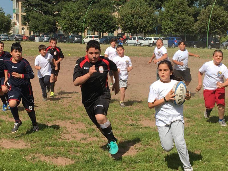 SPORT – Rugby per Tutti, il successo dei valori