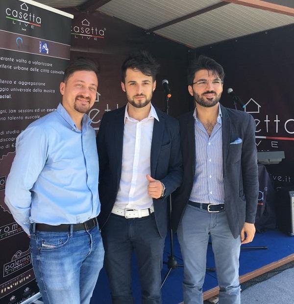 SPETTACOLI – Inaugurata Casetta Live