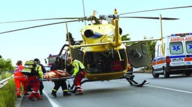 Cade dal muretto, 70enne trasferito in Puglia. Al Neuromed non c'erano posti