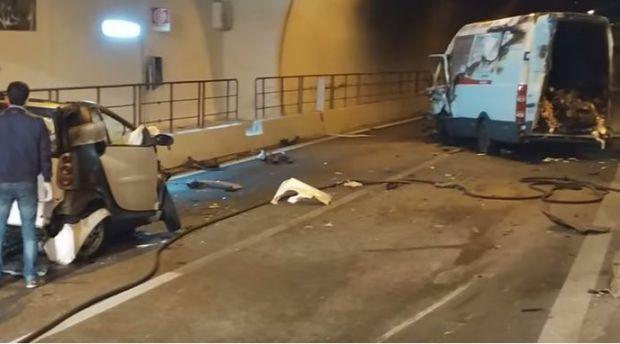 Francavilla, schianto in galleria: muore un giovane di 29 anni