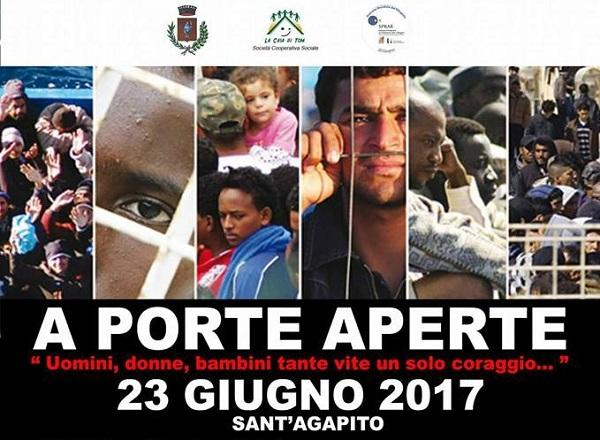 INTEGRAZIONE – 'A Porte Aperte', appuntamento domani a Sant'Agapito