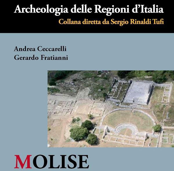 CULTURA – Presentazione del volume 'Molise – Archeologia delle Regioni d'Italia'