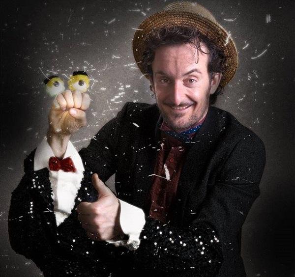SPETTACOLI – Da Colorado la comicità del Teatro del Piede di Monsieur David