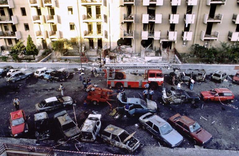 """Strage di via d'Amelio, Battista: """"Allora l'Italia rischiò di morire"""""""