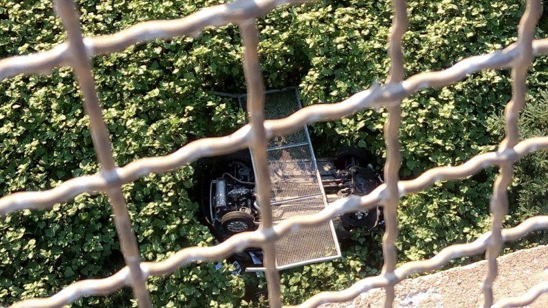 Ultim'ora – Auto precipita dal viadotto, morta ragazza di 25 anni