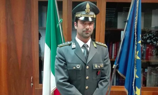 Guardia di Finanza, a Campobasso arriva il capitano Di Nardo