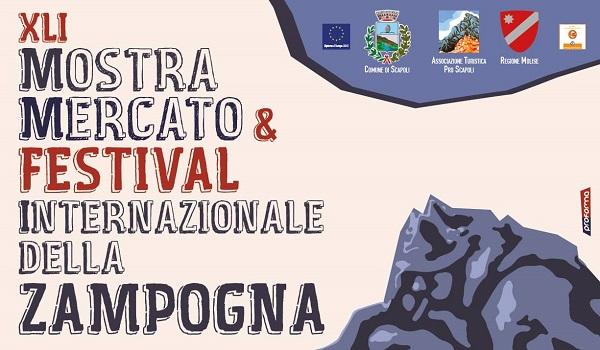 Scapoli, al via la XLI Mostra Mercato e Festival Internazionale della Zampogna