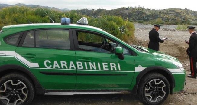 Abusivismo edilizio, Carabinieri Forestali in azione