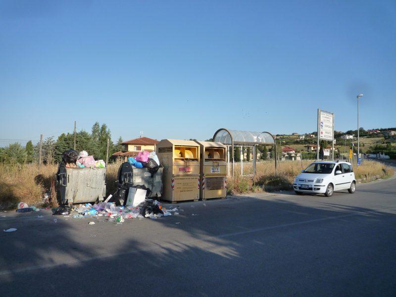 I comuni limitrofi fanno la differenziata, ma i rifiuti finiscono tutti a Campobasso