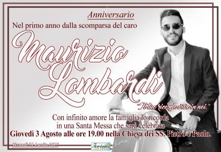 Anniversario Maurizio Lombardi – Termoli