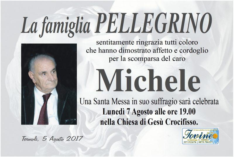 Ringraziamento Famiglia Pellegrino – Termoli