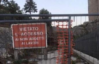Lavori bloccati al Castello Pandone, Cotugno sollecita il sindaco