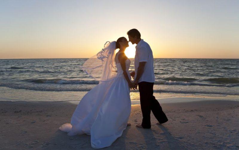 Come organizzare un matrimonio sul mare