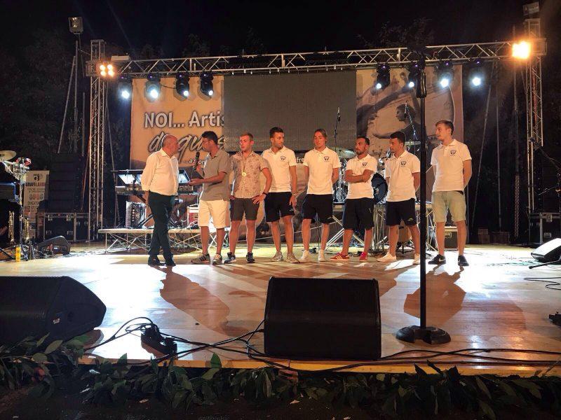 Il premio della Cultura Sportiva al Cus Molise calcio a 5