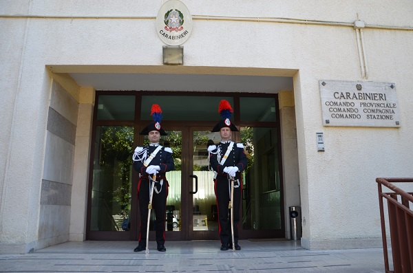 Promozioni per venticinque militari del Comando Provinciale di Isernia