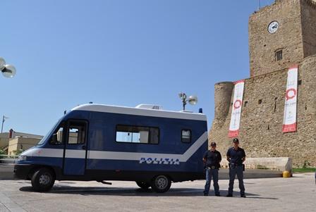 Week end di Ferragosto, intensificati i controlli della Polizia sulla costa