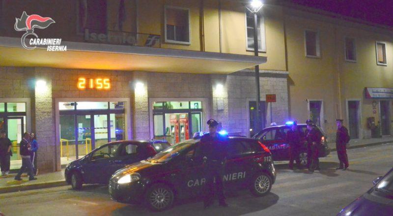 Si rifiuta di pagare il treno, intervengono i Carabinieri