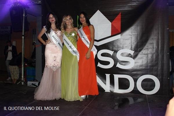 EVENTI – Miss Mondo, Inahy Rodriguez trionfa a Sesto Campano