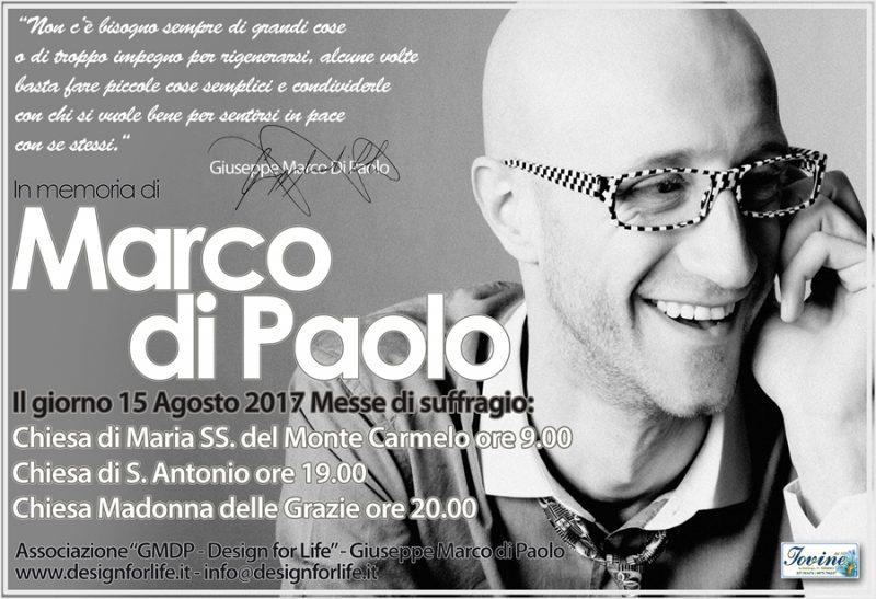 Anniversario Marco di Paolo – Termoli