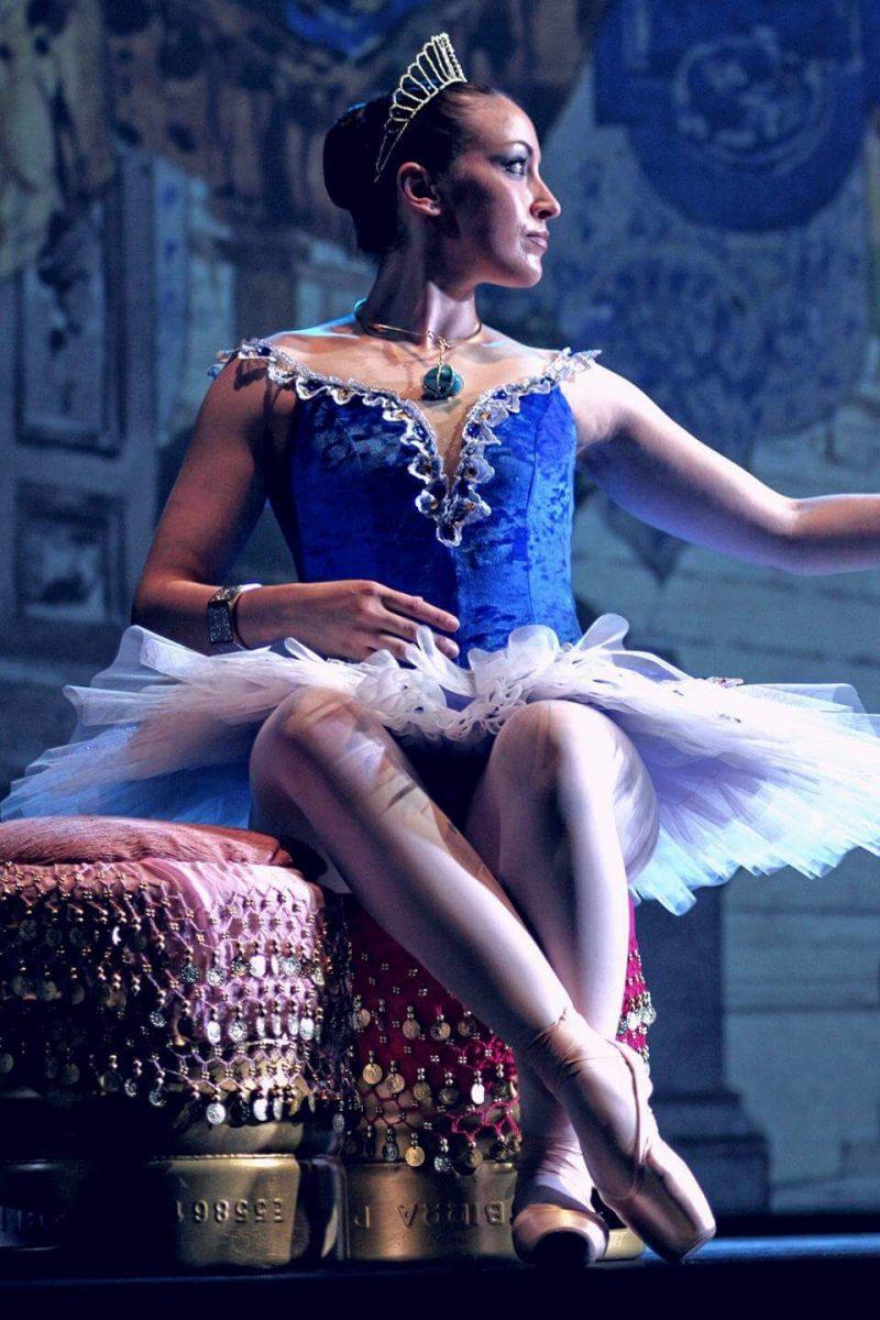 La bojanese Mariaclaudia Fatica selezionata a danzare nel prestigioso balletto della Fondazione Cotroneo