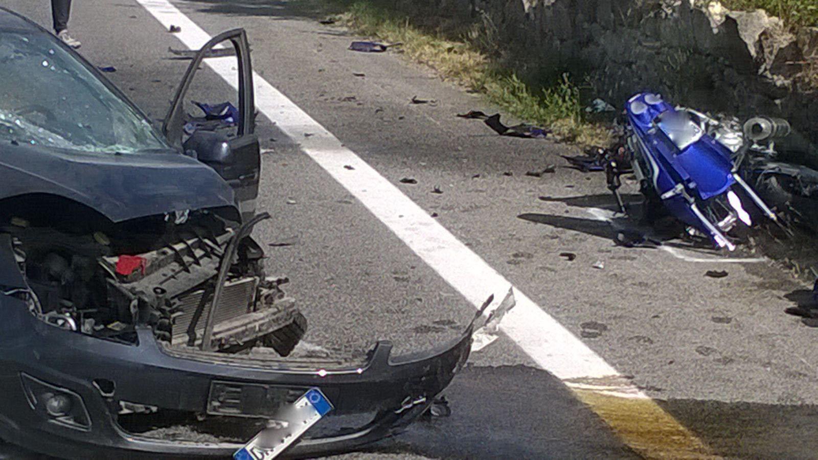 Centauro morto sulla SS 17, indagato l'altro autista per omicidio stradale