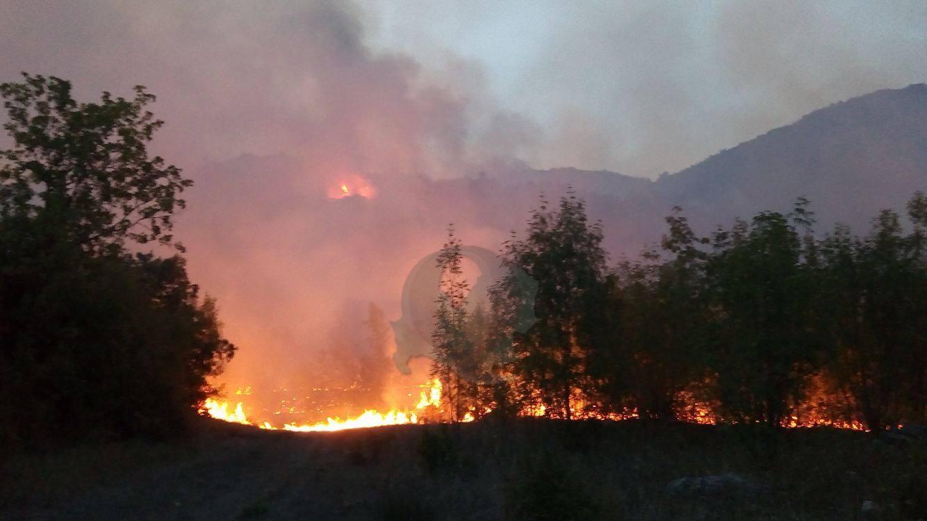 Prevenzione incendi, divieto alla bruciatura di erbacce