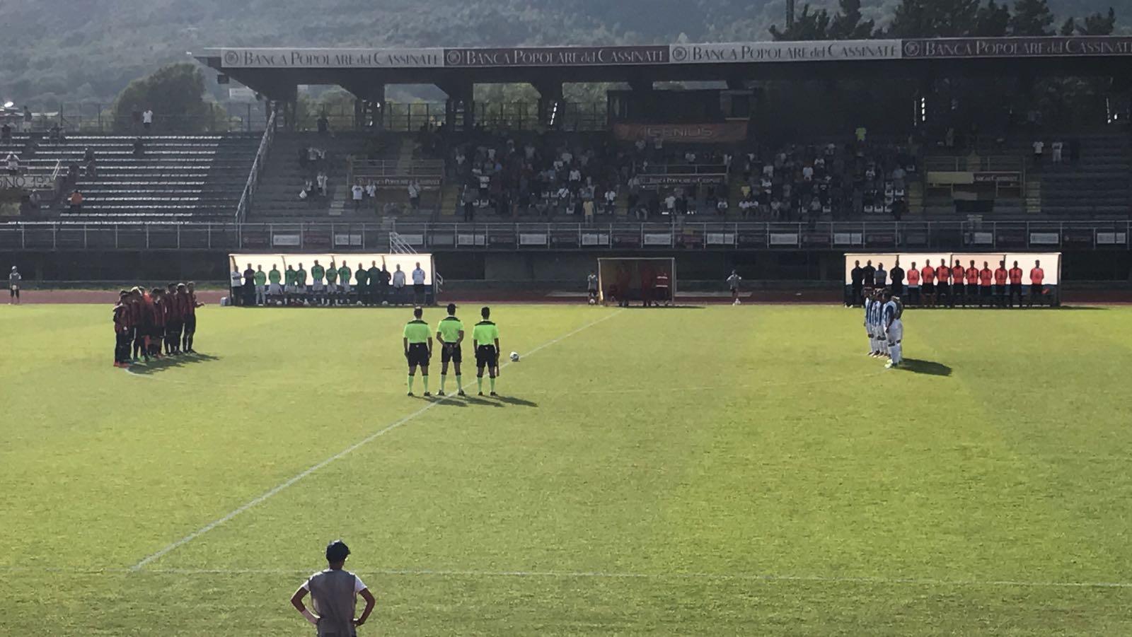 Coppa Italia serie D: il Campobasso espugna Cassino ai calci di rigore