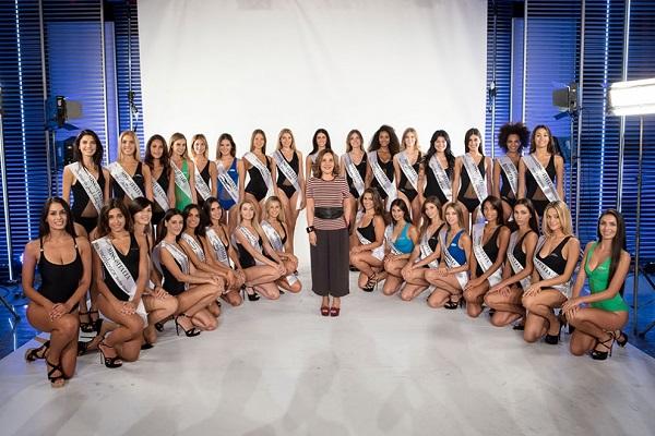 La venafrana Sara Bucci alla finalissima di Miss Italia