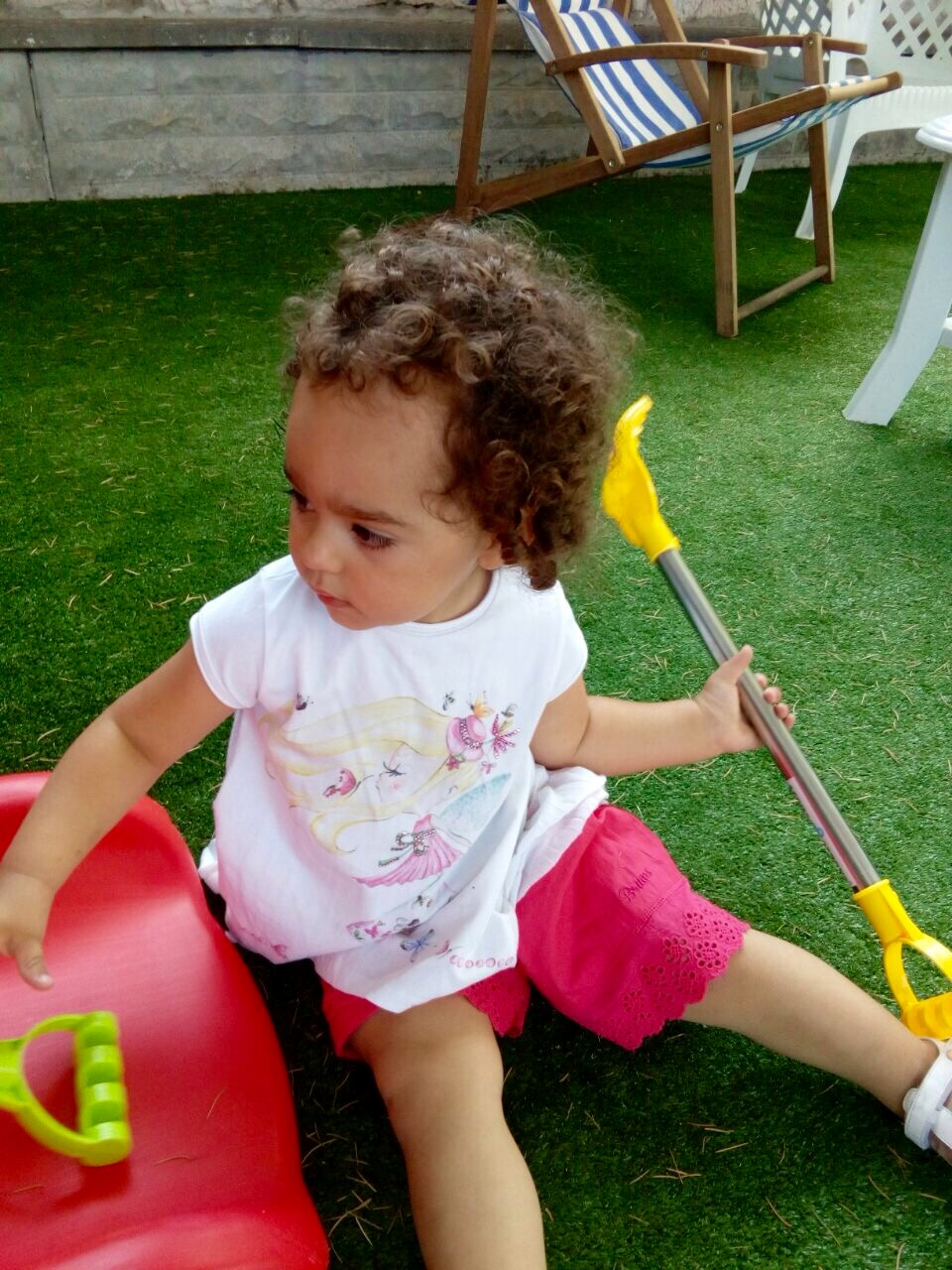 AUGURI – La piccola Chiara compie 2 anni
