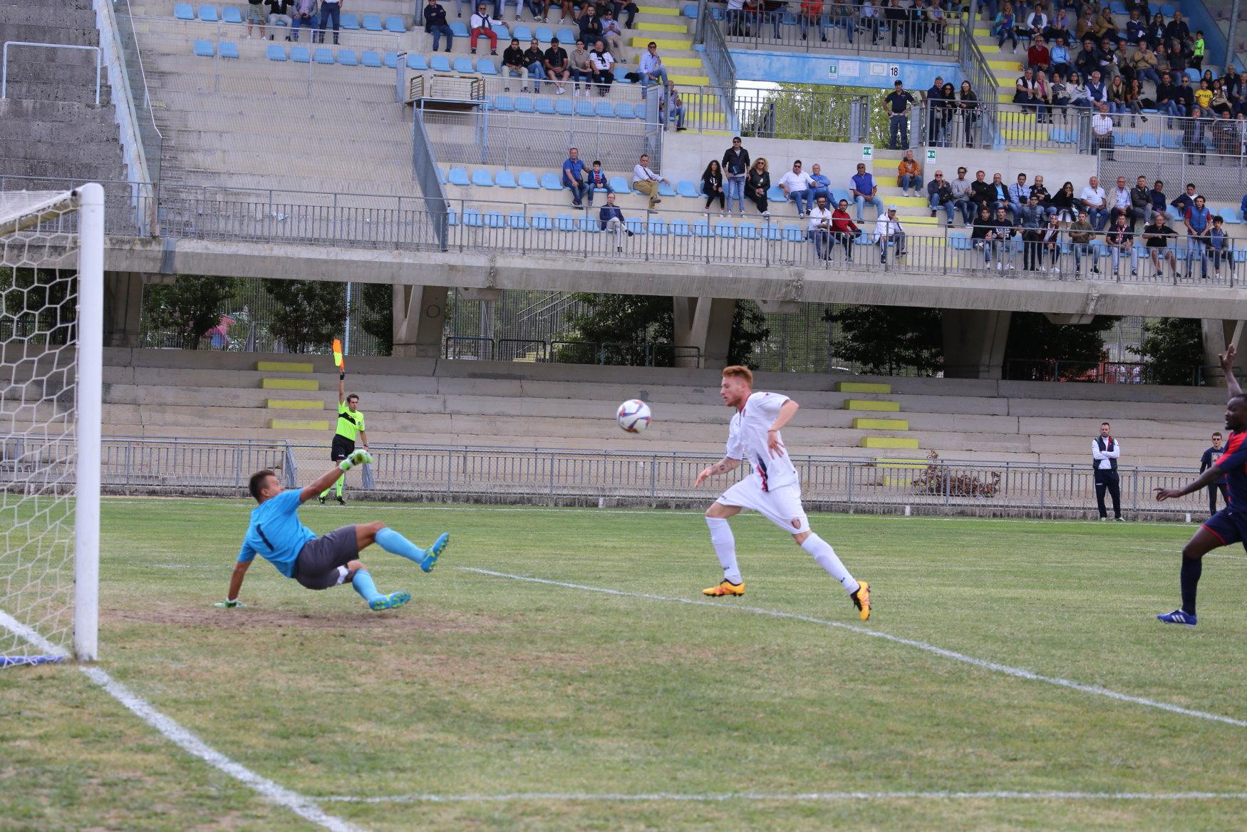 Serie D, girone F – Esordio agrodolce per le molisane: Lupi raggiunti nel recupero, O.Agnonese ok