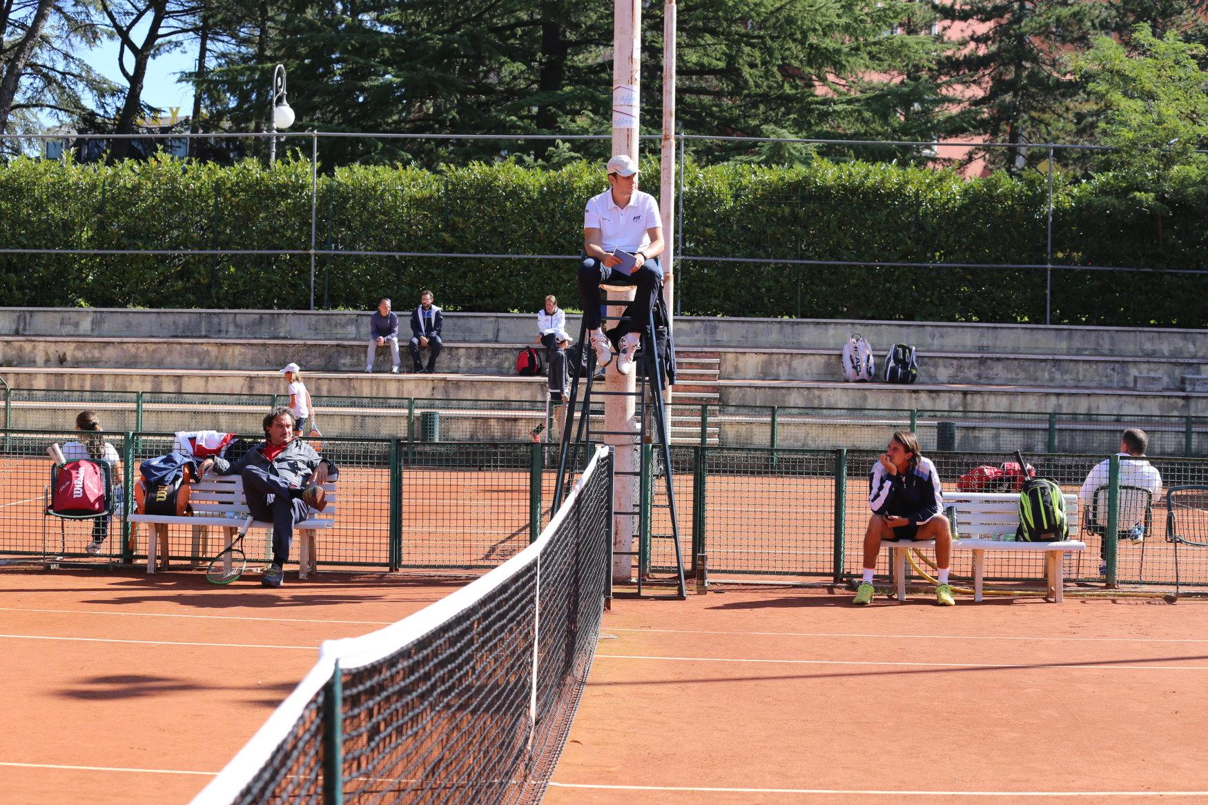 Tennis, finale scudetto U16 a squadre ancora nel capoluogo