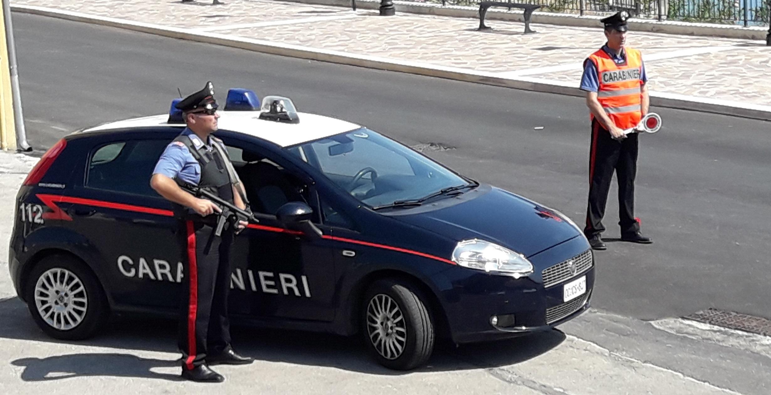 Non rispetta gli arresti domiciliari, carcere per un 40enne di Campomarino