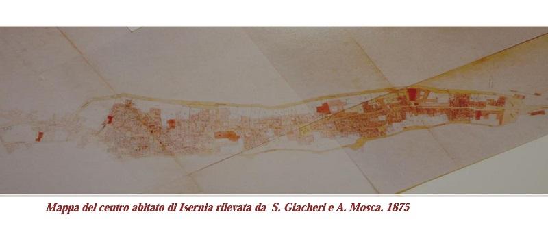 La Città di Isernia nelle carte del Genio Civile, mostra all'Archivio di Stato