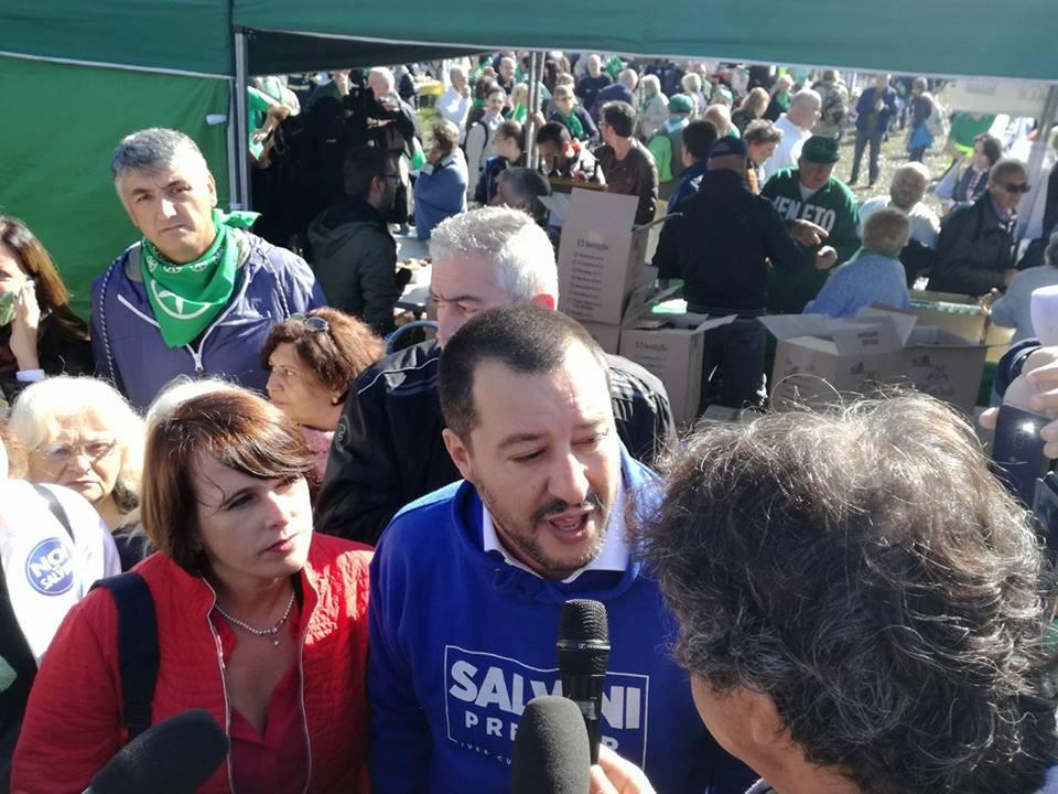 """Noi con Salvini, Romagnuolo: """"Alle regionali ci saremo. Pronti alla sfida col centrosinistra"""""""