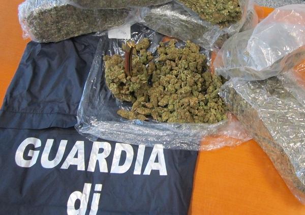 Marijuana in casa, De Palma si avvale della facoltà di non rispondere