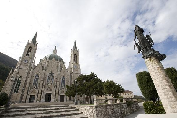 Santuario dell'Addolorata, si celebra il 127° anniversario della posa della prima pietra