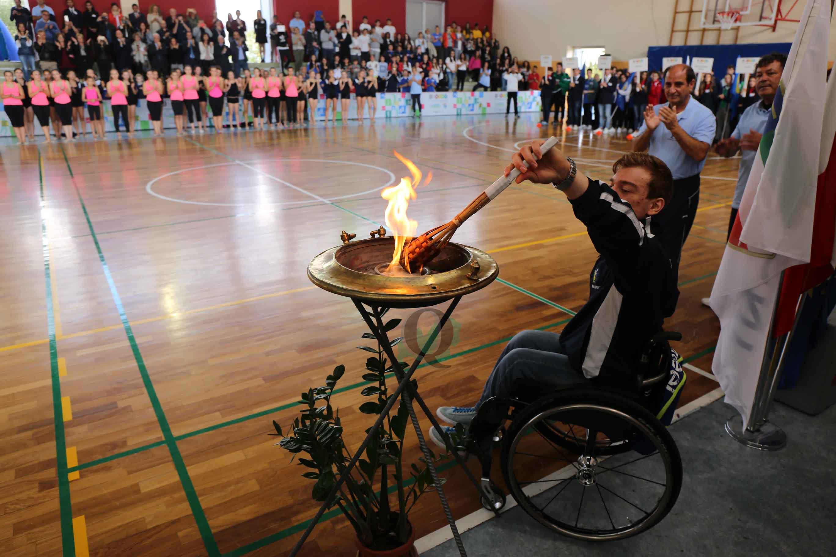 Inaugurata l'edizione molisana delle finali degli Studenteschi di Badminton