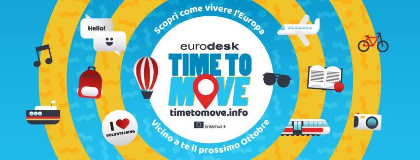 """Termoli, è di nuovo tempo di """"Time to Move"""""""