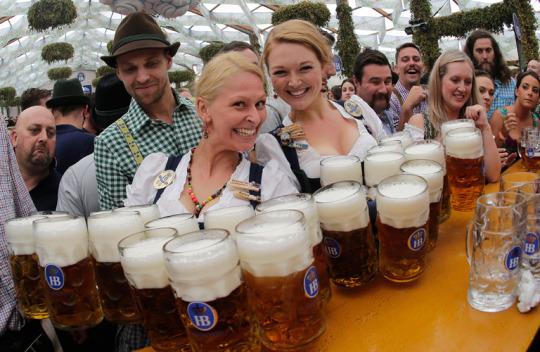 EVENTI – Torna a Ripalimosani la tre giorni dedicata all'Oktoberfest