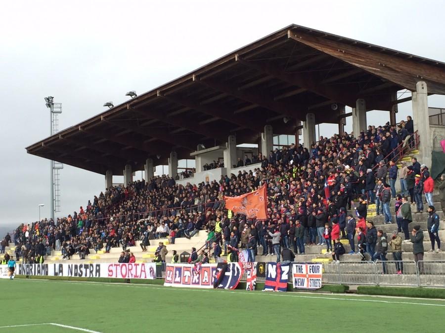 Agnonese-Campobasso, polverizzati già 300 biglietti
