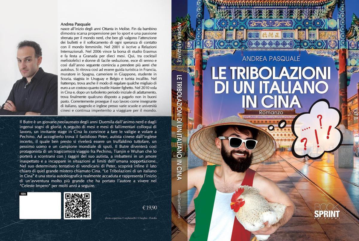 Le tribolazioni di un italiano (molisano) in Cina