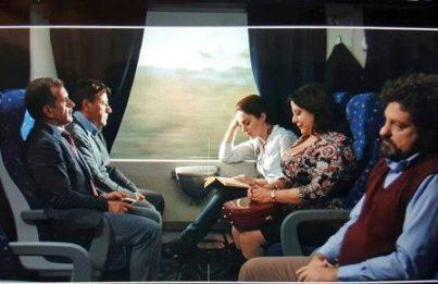 CINEMA – Il premio 'Vesuvio Award'al film Il Viaggio di Alfredo Arciero