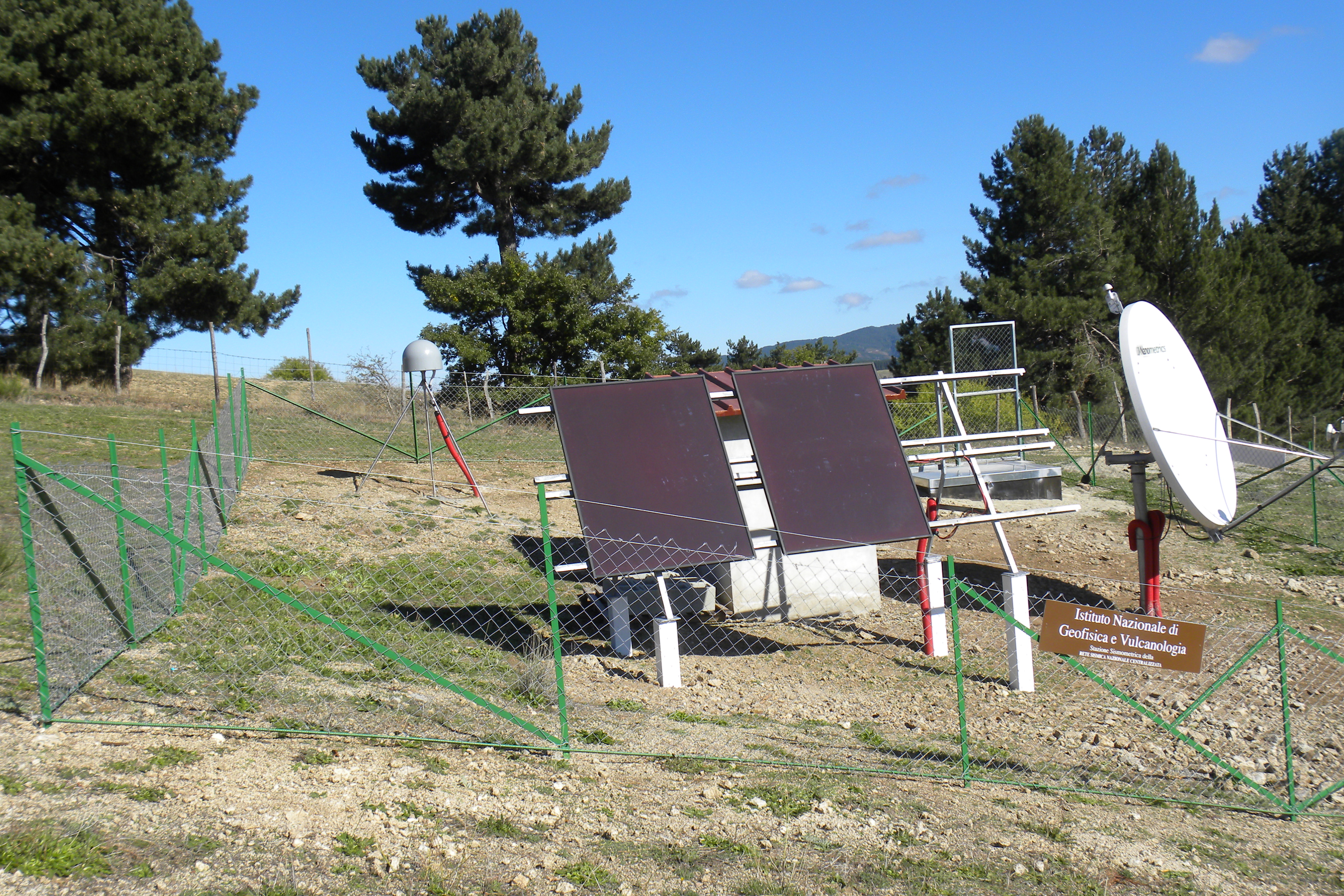 Nuova stazione sismica a Ferrazzano: monitorerà il Matese
