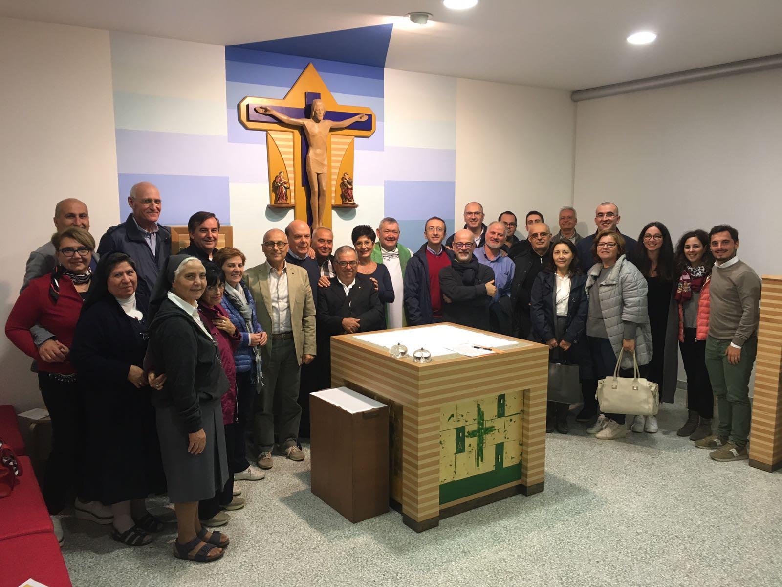 Diocesi Termoli-Larino, il Vescovo De Luca presenta la nuova curia