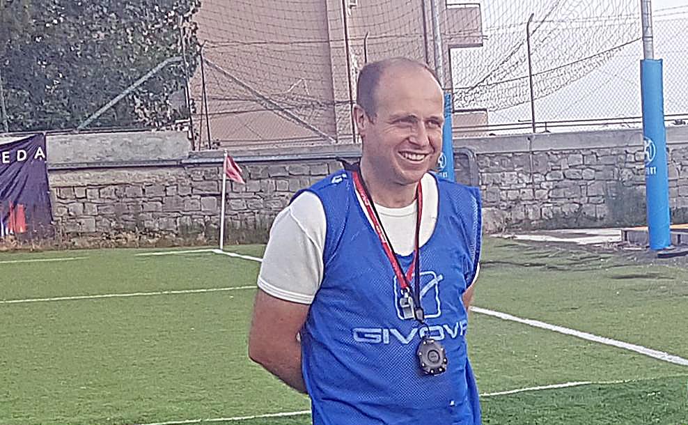 Agnonese, esonerato il tecnico Candido Bucci