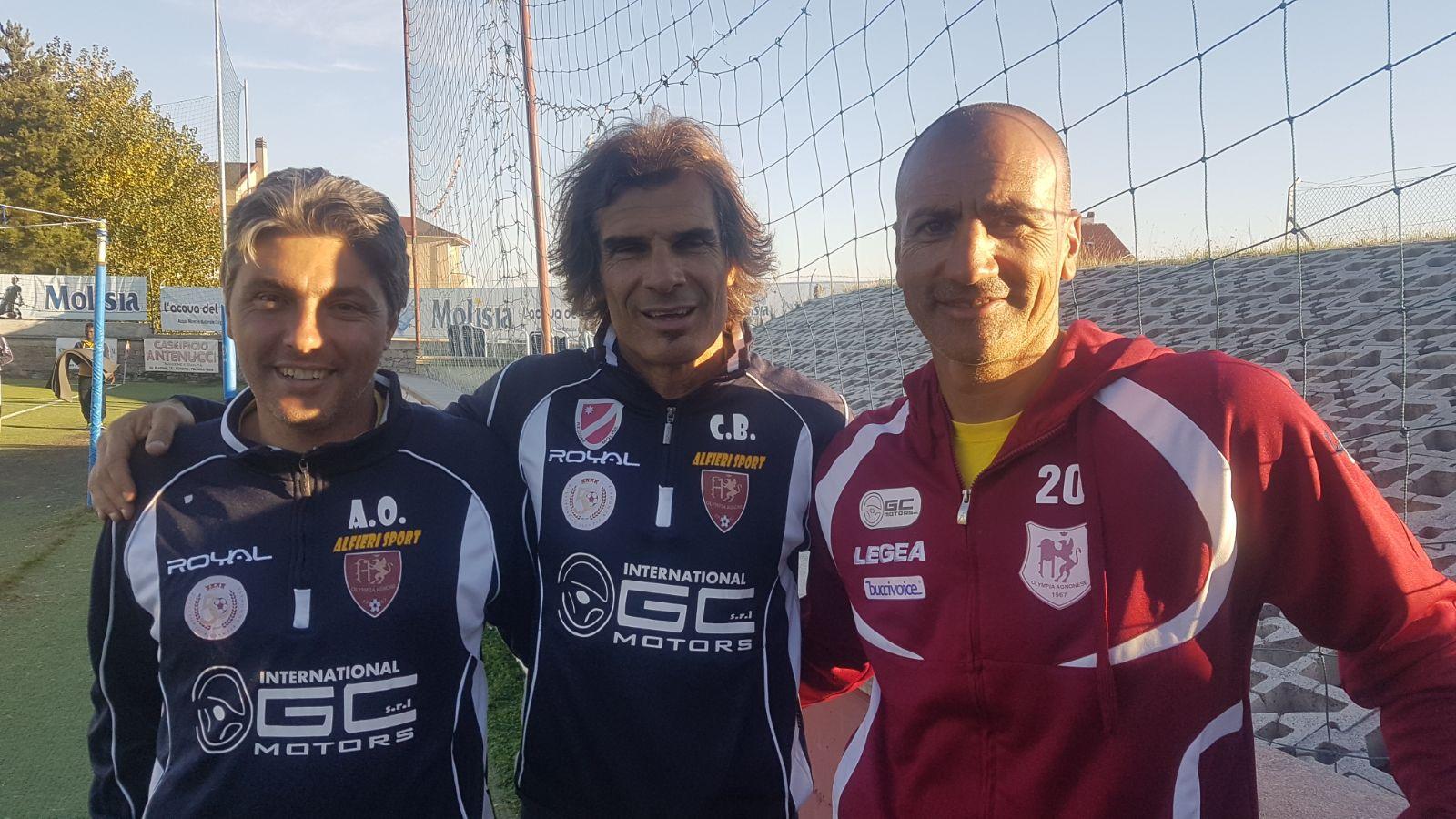 Olympia Agnonese, Giuseppe Di Meo è il nuovo allenatore