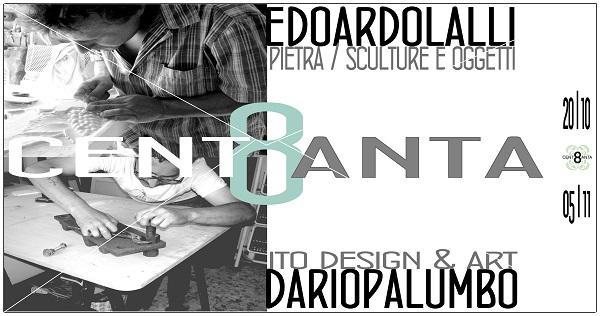 ARTE – Scultura e design: doppia esposizione di Edoardo Lalli e Dario Palumbo