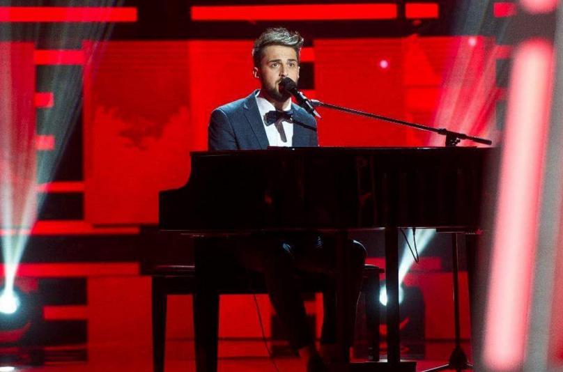 """Antonello Carozza, un molisano a 'The Voice' Russia: """"È l'occasione della vita"""""""