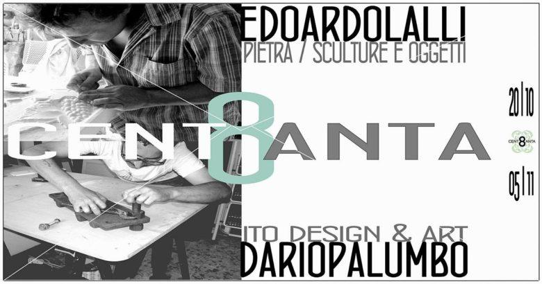 ARTE – Edoardo Lalli e Dario Palumbo espongono a Spazio 180