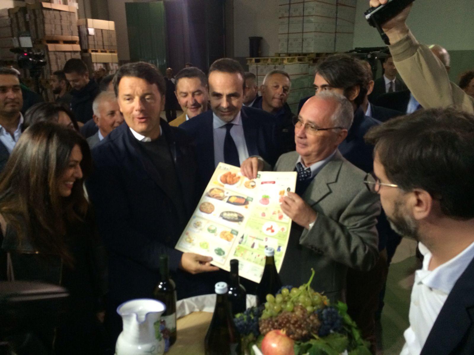 Matteo Renzi torna in Molise giovedì 26